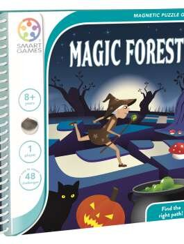 Smart Games Rejsespil Magic Forest