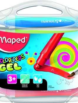 Maped Color'Peps Gel 6 stk