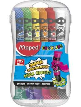 Maped Colorpeps maling i tube i boks